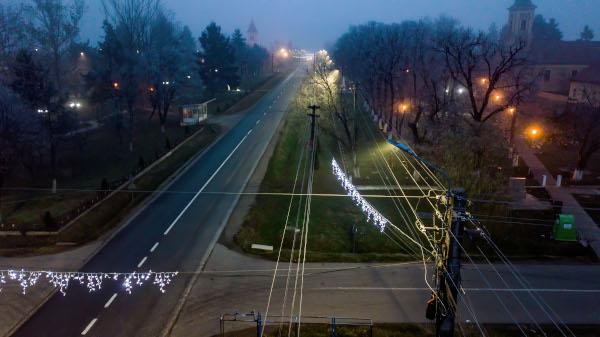 Enel X România a finalizat modernizarea infrastructurii de iluminat public din Mașloc, județul Timiș