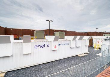 Enel X și Related Companies au instalat cel mai mare sistem de stocare a energiei din New York City
