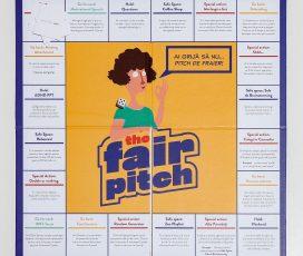 Saatchi&Saatchi + The Geeks lansează broșura – board game The Fair Pitch
