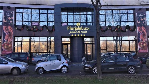 FlorideLux.ro a deschis cea mai mare florărie din România, în urma unei investiții de 90.000 euro