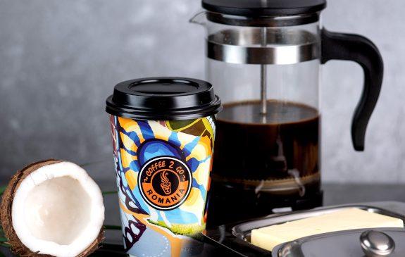 """Franciza """"Coffee 2 Go"""" a lansat spre vânzare blendul propriu de cafea"""