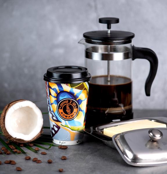 Franciza Coffee 2 Go - a lansat blendul propriu de cafea spre vanzare