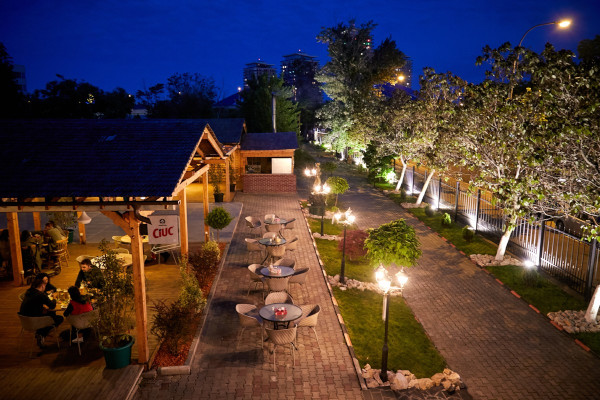 Hop Garden exterior