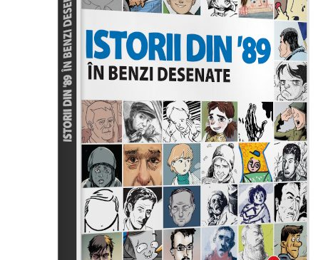 ISTORII DIN '89 in benzi desenate