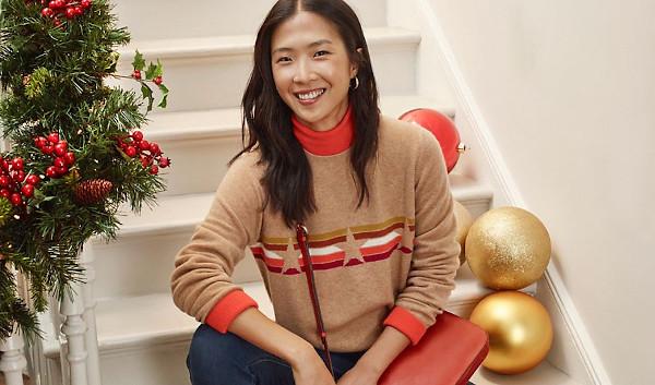Intra in spiritul Sarbatorilor cu noua colectie de pulovere de la Marks & Spencer