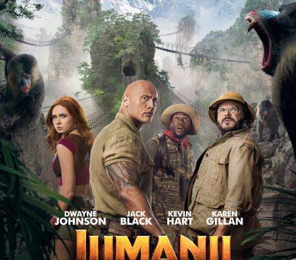 """Noul """"Jumanji: The Next Level"""", pe primul nivel al box-office-ului românesc"""