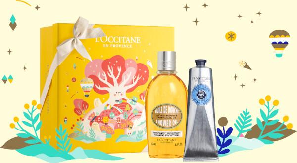 LOccitane lanseaza Best of Trees