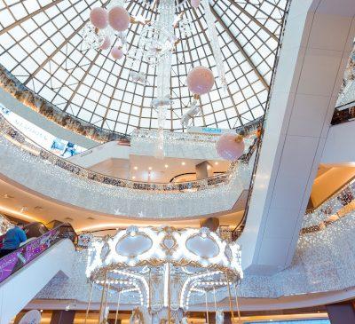 Magia Crăciunului la București Mall Vitan