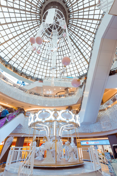 Magia Craciunului la Bucuresti Mall-Vitan