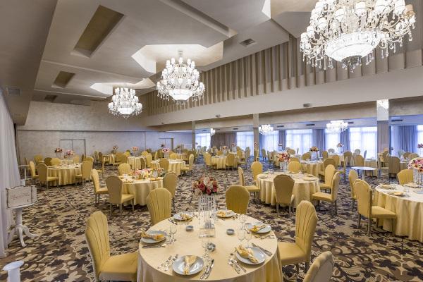 Magic Ballroom interior