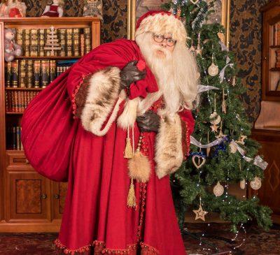 Vineri, 13 decembrie 2019, ora 18:00, Moș Crăciun sosește la Târgul de Crăciun București
