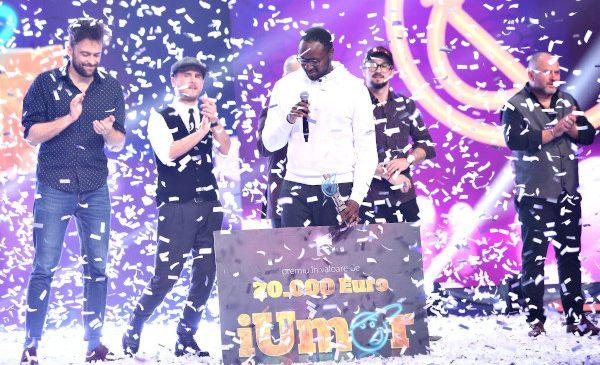 Mukinka este câștigătorul sezonului 7 iUmor