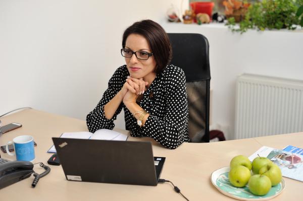 Oana Chele, director Hartmann