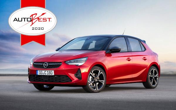 Opel Corsa Autobest 2020