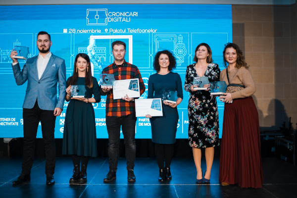 Premianti Cronicari Digitali 2019