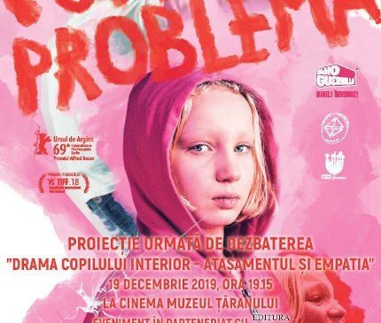Proiecție specială Copilul-problemă pe 19 decembrie, la Cinema Muzeul Țăranului