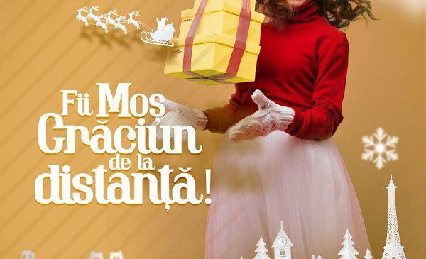 Promenada expediază gratuit, în țară și în străinătate, cadourile de Crăciun