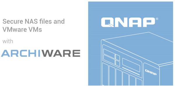 QNAP suporta Archiware P5 si Pure
