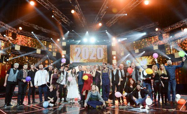"""Un Revelion ca pe vremuri… dar mai frumos"", la TVR 1"
