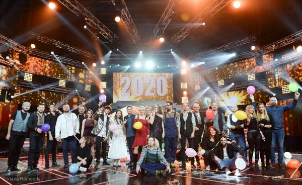 Revelion 2020 la TVR 1