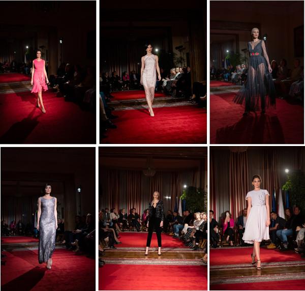 Show de moda LPP & Ambasada Poloniei