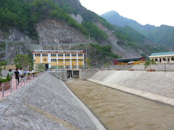 SouthPole, Nam Chien Hydro plant Vietnam