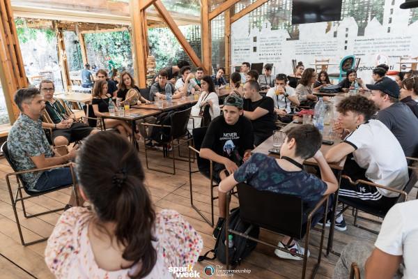 Spark Week - Festivalul Viitorilor Antreprenori 2