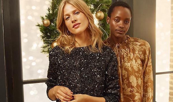 Straluceste in sezonul festiv cu Marks & Spencer