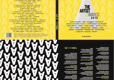 S-a lansat compilația THE ARTIST AWARDS 2019