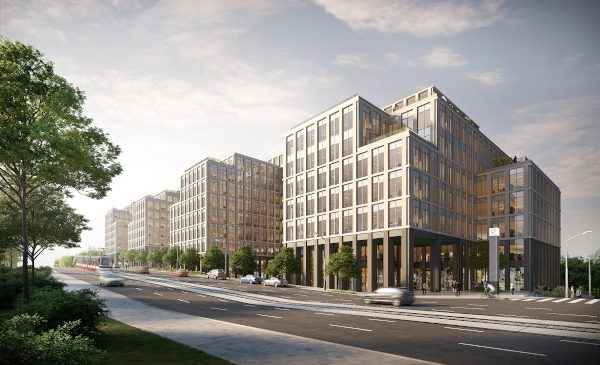 Endava închiriază 12.500 mp în proiectul office U-Center dezvoltat de Forte Partners