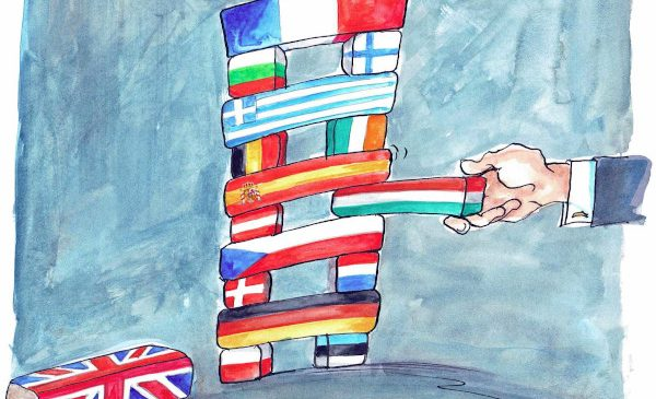 Ungaria pleacă din UE
