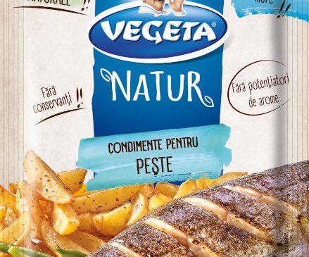 Scoală gazdă și gătește cu Vegeta pentru pește