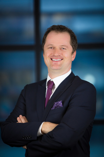 Vladimir Sterescu, CGS România