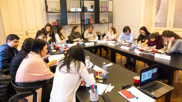 Cursuri Creative a înregistrat o creștere cu 20% a participanților la training-urile agenției