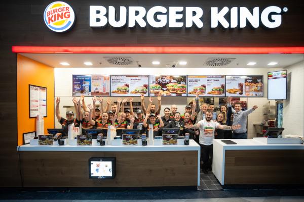 Burger King din AFI Cotroceni