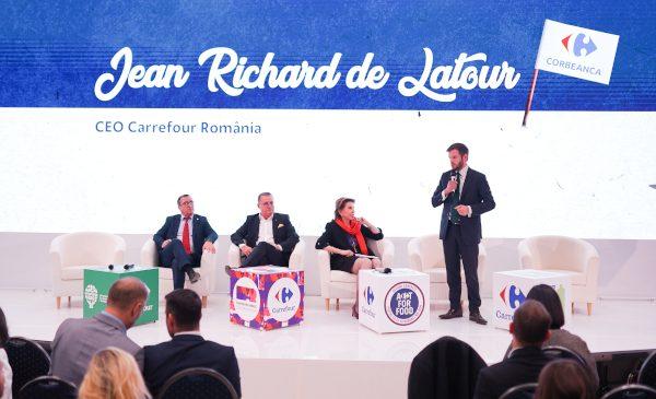 Carrefour România deschide Carrefour Corbeanca, un nou concept de hipermarket cu produse BIO, live cooking și un bar special pentru vinuri