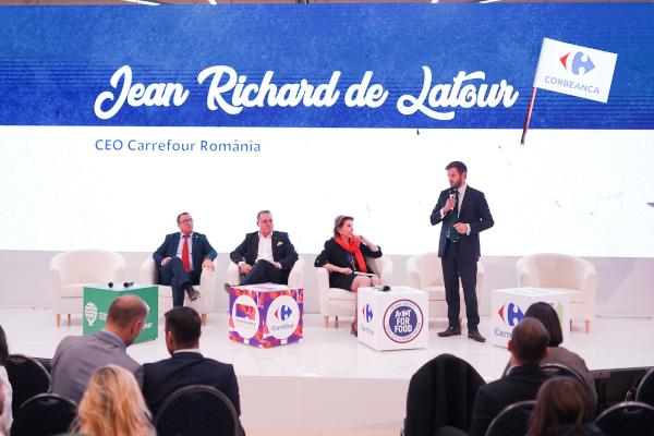 deschidere Carrefour Corbeanca