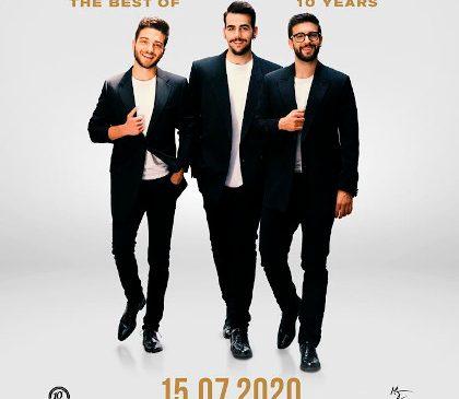 Celebrul trio IL VOLO concertează pentru prima dată în România