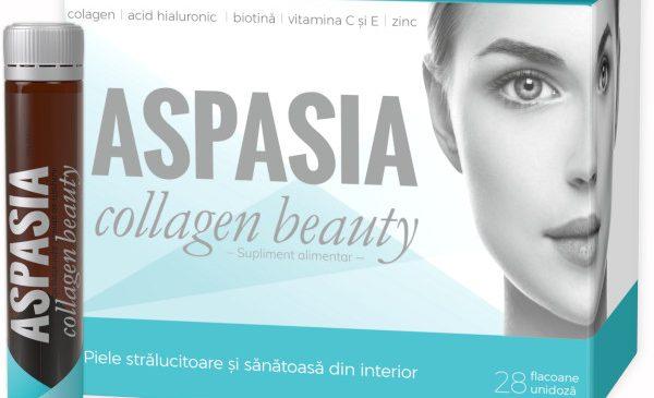 ASPASIA collagen beauty – doza ta zilnică de frumusețe