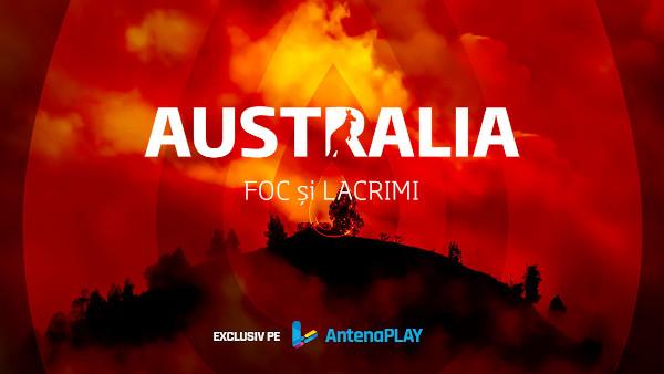 Australia, foc şi lacrimi – un documentar marca Observator, exclusiv pe AntenaPlay