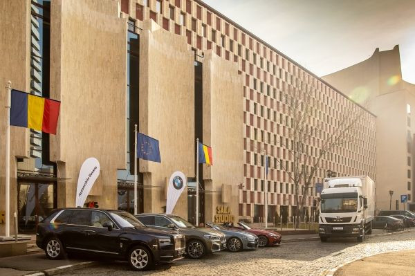 Automobile Bavaria Romania sales results