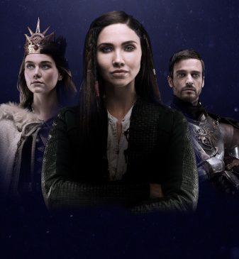 DIVA – Avanpostul Sezonul 2: interviu cu Jake Stormoen (Captain Garret Spears) și Jessica Green (Talon)