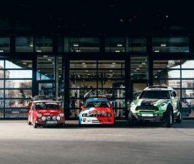 Pe gheaţă cu câştigătorii: BMW Group Classic la GP Ice Race 2020 de la Zell am See