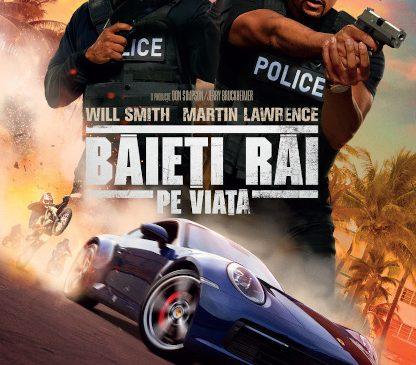"""""""Bad Boys For Life"""", cea mai de succes lansare Sony Pictures în cinematografele din România"""