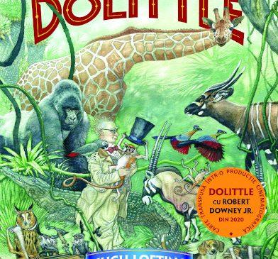 Doctorul Dolittle se întoarce. Pe ecran, dar și în librării
