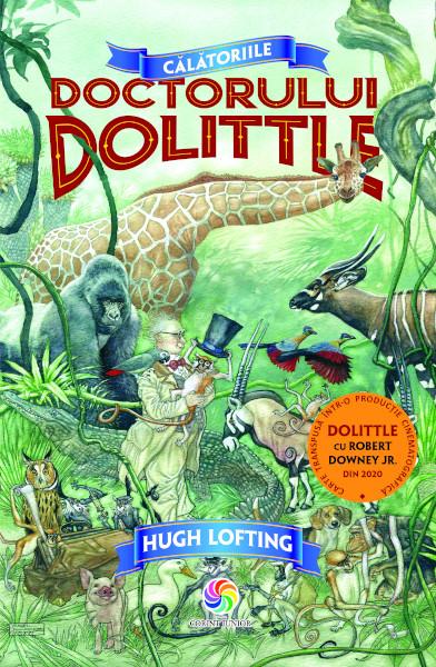 Calatoriile doctorului Dolittle