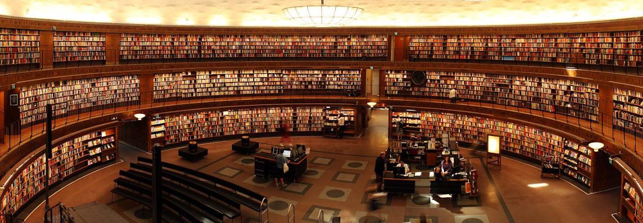 Cele mai frumoase biblioteci din Europa