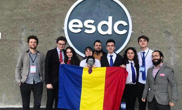 Lotul Național al României la dezbateri academice – liceeni: Performanță unică la Competiția Eurasiatică de Dezbateri (Eurasian Schools Debating Championship) 2020