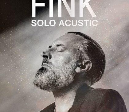 Concert FINK la Hard Rock Cafe pe 12 Mai