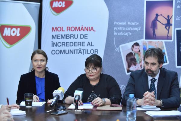 Conferinta MOL Romania - Spitalul Judetean Giurgiu